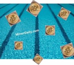 Mining Pool art