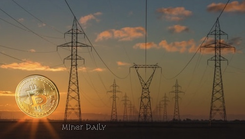 How many watts does it take to mine a bitcoin? Miner Daily